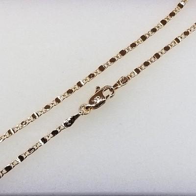 Цепочка Xuping покрытая 18К золотом
