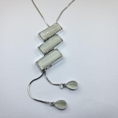 Цепочка с кулоном (подвеска)