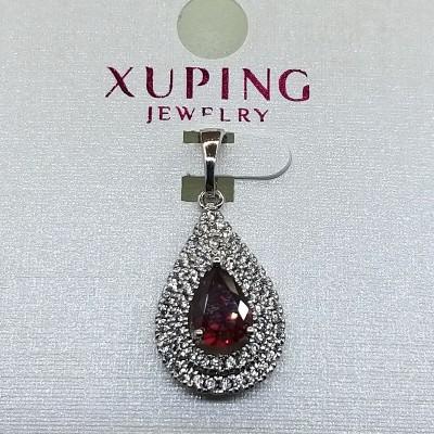 Кулон Xuping покрытый родием